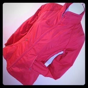 Make a Break Lululemon jacket size 6